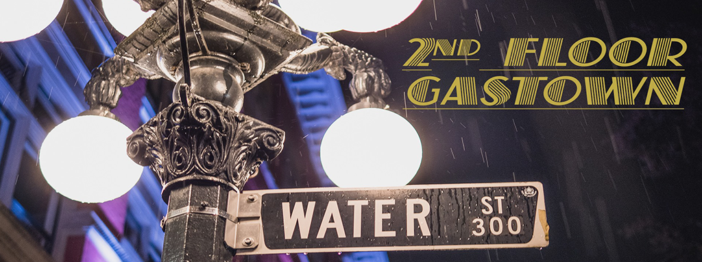 Water Street Cafe exterior sign