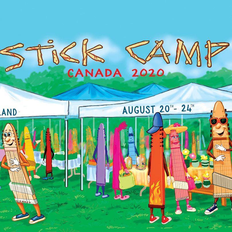 Stick Camp Canada 2020